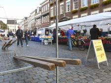 Sobere sfeer jaagt klant weg van dinsdagmarkt Breda