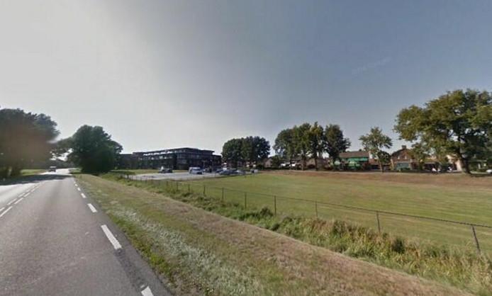 De Coevordenweg in Ommen.