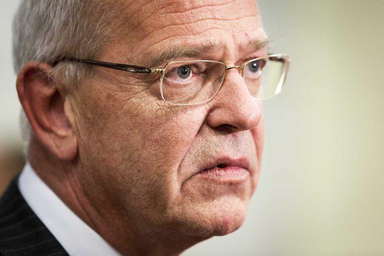 ABN-topman Gerrit Zalm Beeld anp