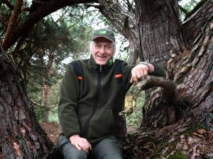 Frank van Kalleveen, het gezicht van het bos, vertrekt