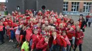 Basisschool De Klimop kleurt rood voor nieuwe leeshoek