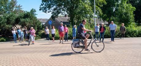 Kievitstraat ziet aangeboden alternatieve fietsroute als 'dooie mus' en zegt vertrouwen in gemeente Ommen op