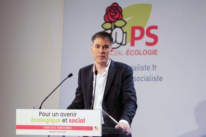 Olivier Faure, premier secrétaire du Parti socialiste