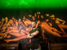 Heaven to Hell: levensgrote naaktfoto's moeten de tongen losmaken in voormalig godshuis