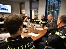 Politie Noord-Oost Twente blij met 'gelijkspel'