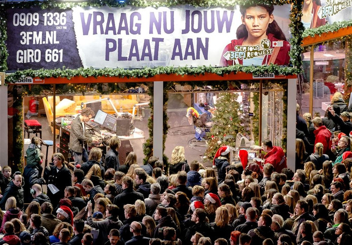 Het glazen huis stond in 2015 in Heerlen
