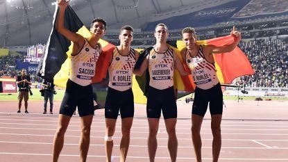Groen licht voor olympiërs: trainen in hun sportcentrum mag
