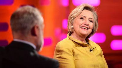 """Wat Hillary Clinton tegen """"creep"""" Donald Trump had willen zeggen"""