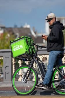 Uber Eats en straks misschien ook Deliveroo in Alphen: wordt het dan niet veel te druk?