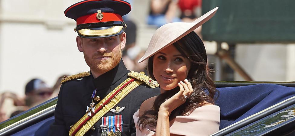 Prinses Meghan heeft lak aan het protocol én goedkeuring van The Queen