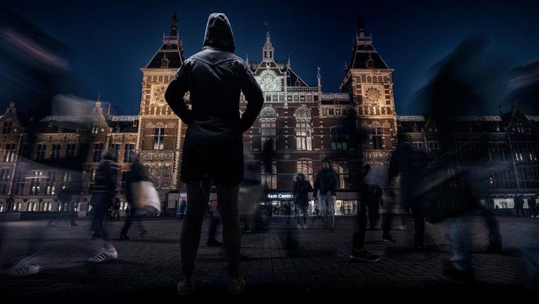 'Ik kreeg daar het gevoel dat er een moment zou komen in mijn leven dat ik er zou moeten staan' Beeld Martin Dijkstra