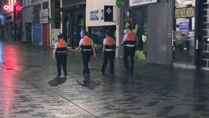 Politie controleert coronamaatregelen: 6 pv's voor niet naleven avondklok