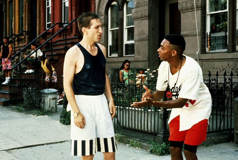 Do the right thing, 1989 Beeld Imageselect