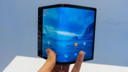 De smartphone van de toekomst