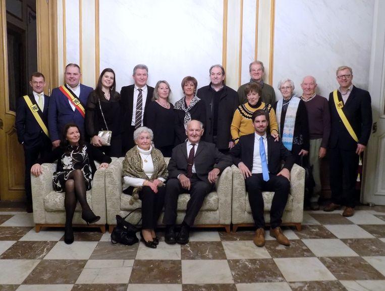 Familie Van Slycke Evergem.