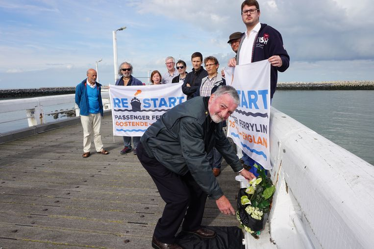 De vzw Restart ijvert al enkele jaren voor een terugkeer van een ferrylijn naar Oostende