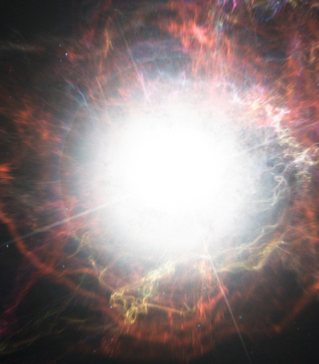 'Oneindige supernova' fascineert wetenschappers
