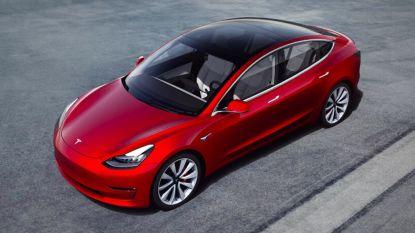 'Tesla beperkt functies goedkoopste versie Model 3 via software'