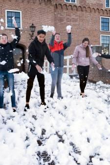 Sinterklaas gespot in Woerden