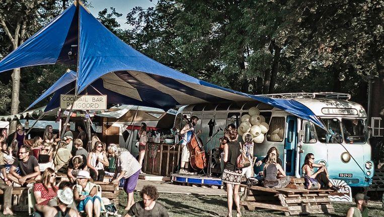 null Beeld Vurige Tongen Festival 2015 in Ruigoord