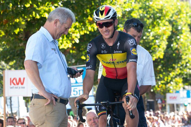 Belgian Yves Lampaert.