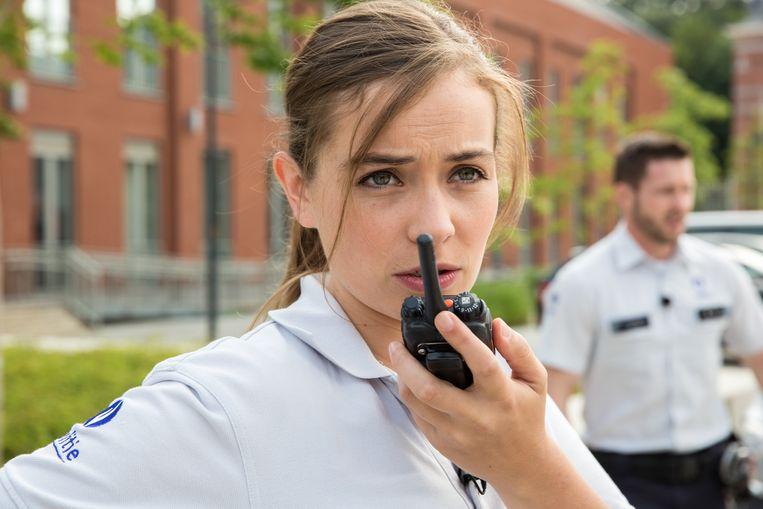 Na vijf jaar als inspecteur Femke gaat Dorien Reynaert aan de slag bij 'Familie'.