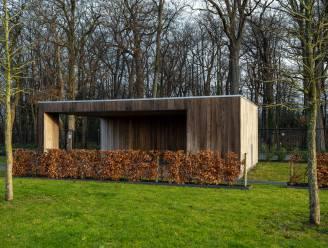 Kerkhof Berlare beschikt over nieuwe wandelpaden en afscheidsruimte