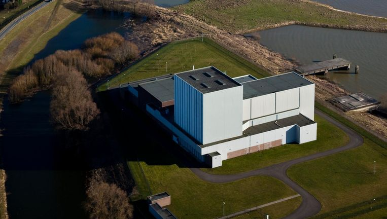 De voormalige kerncentrale van Dodewaard. Beeld Hollandse Hoogte