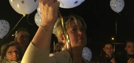 Enschedese model Lotte van der Zee in Oostenrijk herdacht
