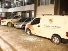 Molotovcocktails door autoruiten gegooid in Scheveningen