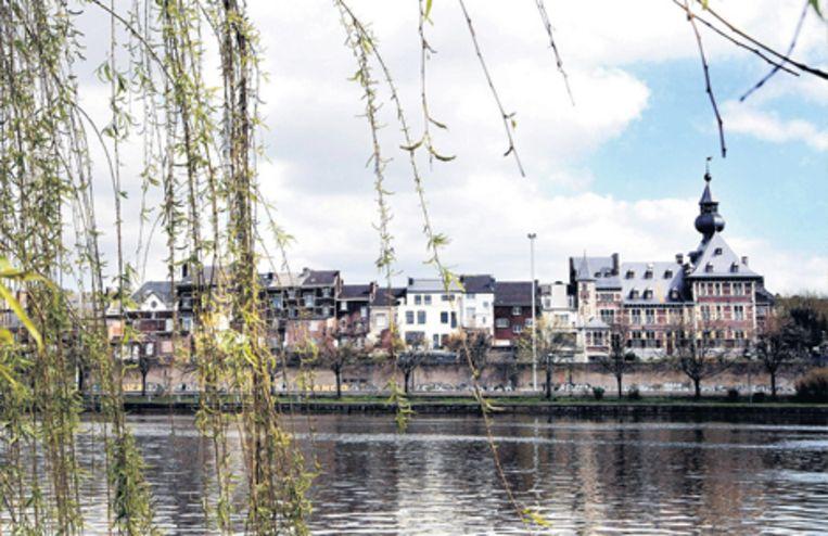 Visé aan de Maas. Foto Annemiek Mommers/GPD Beeld