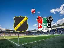 5 redenen waarom NEC de nacompetitie wint van NAC en andersom