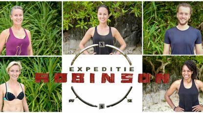 Dit zijn de eerste kandidaten van Expeditie Robinson