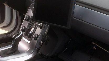 Politiezone gebruikt mobiele ANPR