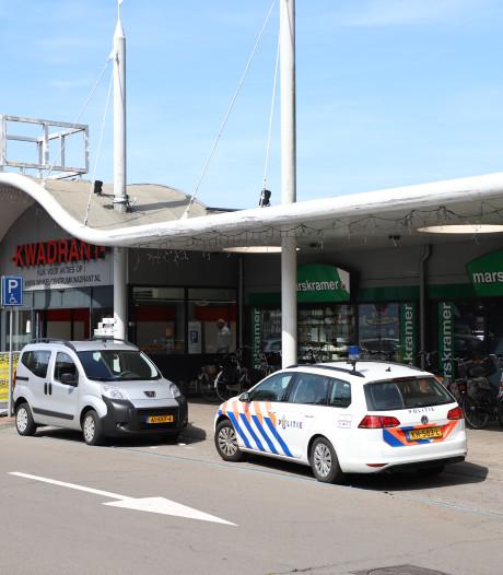 Overval op Bruna in winkelcentrum Kwadrant in Tiel: verdachte opgepakt