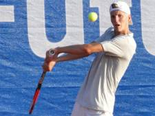Salland-tennisser Brouwer laat Brit Broady ontsnappen
