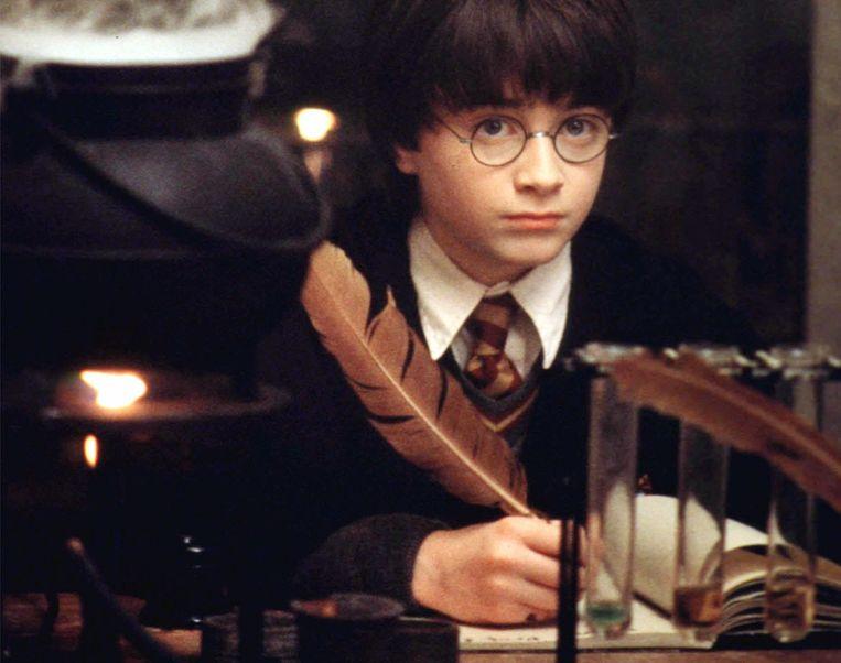 Harry Potter Beeld null