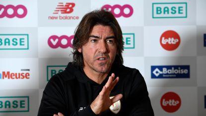 """Sá Pinto beseft belang van altijd beladen derby tegen Charleroi: """"Het is een nieuwe finale met sentimentele waarde"""""""