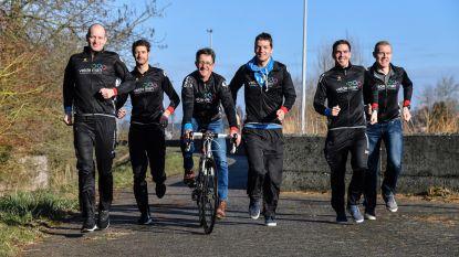 3MD start jeugdteam triatlon