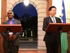 Taïwan met fin à ses relations avec les Îles Salomon