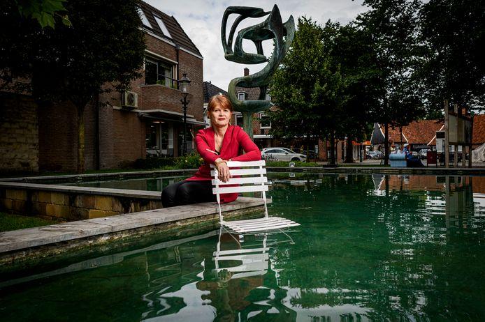 """Burgemeester Cia Kroon van Losser: """"Ik schiet niet snel uit mijn slof."""""""