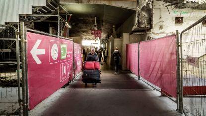 Gents stadsbestuur stelt voor om Sint-Pietersstation in fasen aan te besteden