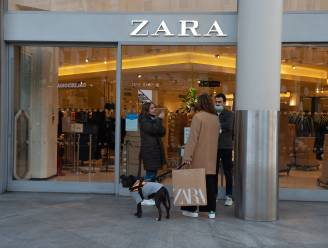 Winkeldief verkiest Zara-kledij: politie vindt tientallen broeken en jassen met prijskaartje nog aan