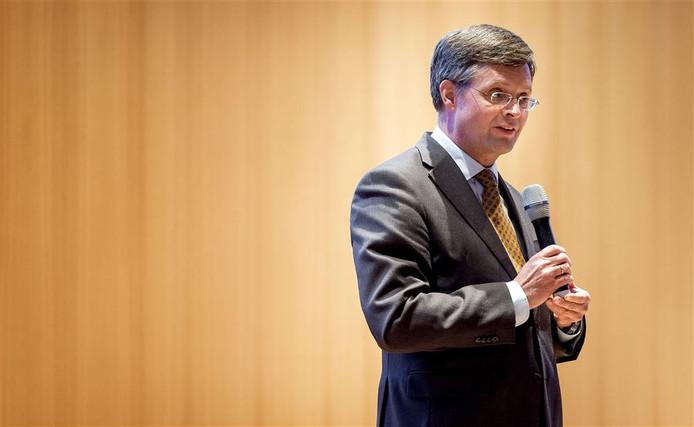 Oud-premier Jan Peter Balkenende