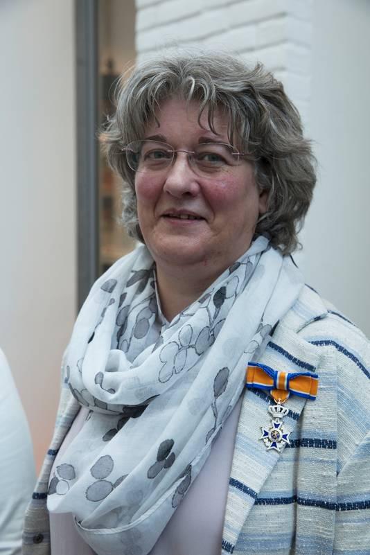 Ceciel Verlijsdonk-van de Kerkhof.