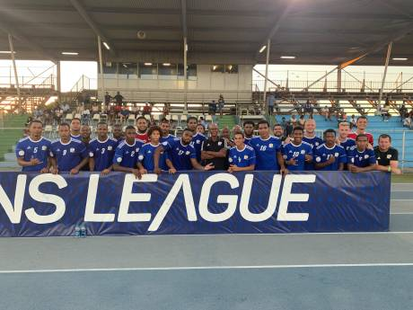 Ineens zijn twee Gennepenaren voetbalinternational van Bonaire