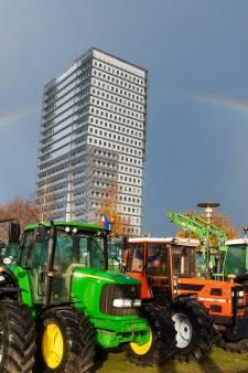 Succesvol boerenprotest levert hele Veluwe belastingvoordeel op