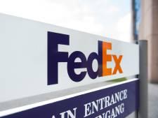 """671 emplois menacés chez Fedex à Liège: """"Le choc est d'une violence extrême!"""""""