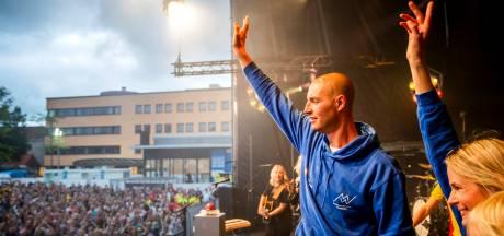 1,4 miljoen tv-kijkers zagen hoe Maarten van der Weijden werd gehuldigd