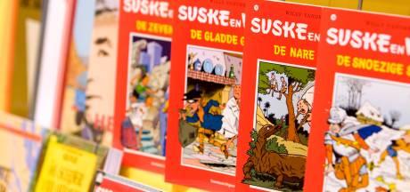 Fusie brengt Suske en Wiske, Kuifje en Lucky Luke bijeen